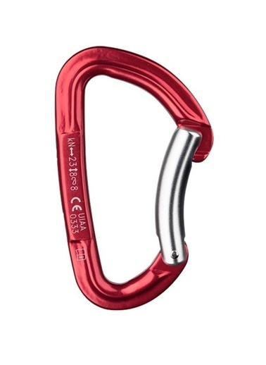 Salewa  Hot G3 Bent Karabina Kırmızı